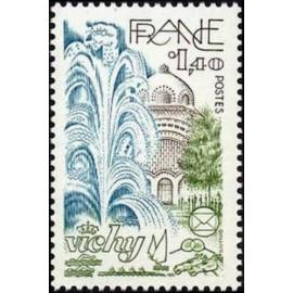 France Yvert Num 2144 ** Vichy  1981