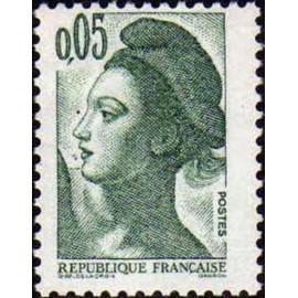 France Yvert Num 2178 ** Liberté 0,05 1982