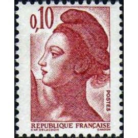 France Yvert Num 2179 ** Liberté 0,1 1982