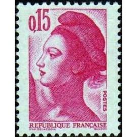 France Yvert Num 2180 ** Liberté 0,15 1982