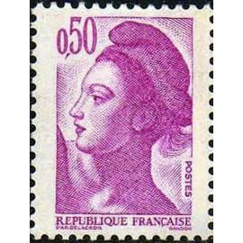 France Yvert Num 2184 ** Liberté 0,5 1982