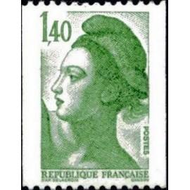 France Yvert Num 2191 **  roulette 1f40 1982