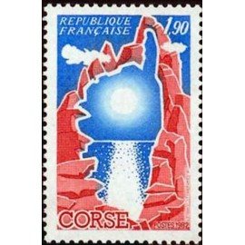 France Yvert Num 2197 ** Corse  1982
