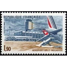 France Yvert Num 2203 ** Aeroport R France  1982