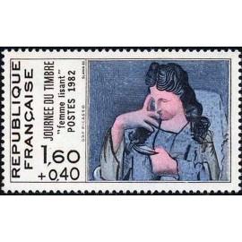 France Yvert Num 2205 ** Picasso  1982