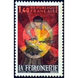 France Yvert Num 2206 ** Ferronnerie  1982