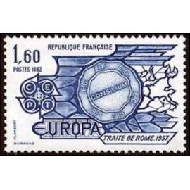 France Yvert Num 2207 ** Europa   1982