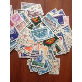 Sous Faciale100 timbres à 0,90francssoit 13,72 euro