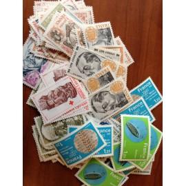 Sous Faciale100 timbres à 1,20francssoit 18,29 euro