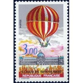 France Yvert Num 2262 ** Ballon  1983