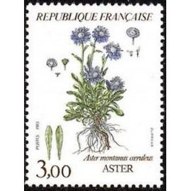 France Yvert Num 2268 ** Fleur flore  1983