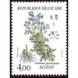 France Yvert Num 2269 ** Fleur flore  1983