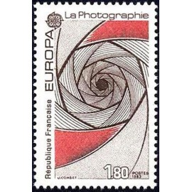 France Yvert Num 2270 ** Europa   1983