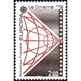 France Yvert Num 2271 ** Europa   1983
