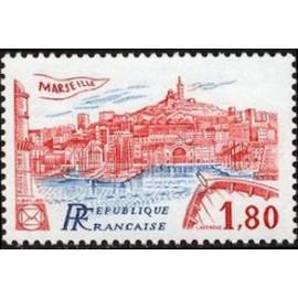 France Yvert Num 2273 ** Marseille  1983