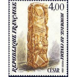 France Yvert Num 2299 ** tableau  César  1984
