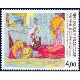 France Yvert Num 2301 ** tableau   1984