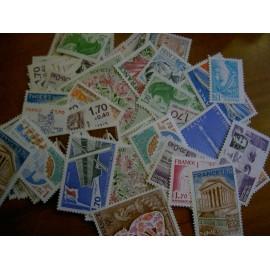 Sous Faciale100 timbres à 1,70francssoit 25,92 euro