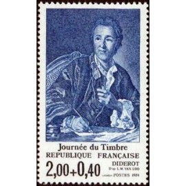 France Yvert Num 2304 ** Van Loo  1984