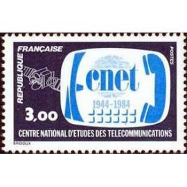 France Yvert Num 2317 ** CENT  1984