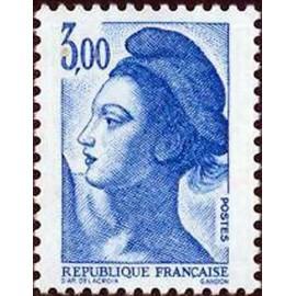 France Yvert Num 2320 ** Liberté 3f00 1984