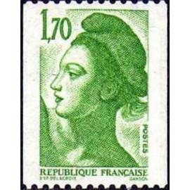 France Yvert Num 2321 ** Roulette 1f70 1984