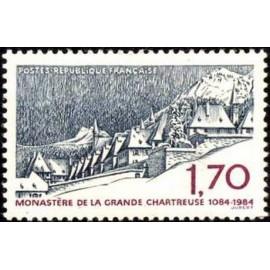 France Yvert Num 2323 ** Chartreuse isere  1984