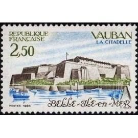 France Yvert Num 2325 ** Vauban  1984