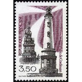 France Yvert Num 2326 ** Phare  1984