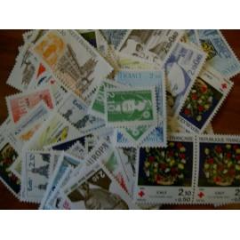 Sous Faciale100 timbres à 2,10francssoit 32,01 euro