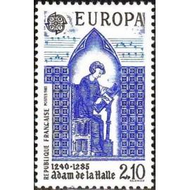 France Yvert Num 2366 ** Europa   1985