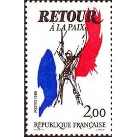 France Yvert Num 2368 ** Victoire  1985