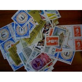 Sous Faciale100 timbres à 2,30francssoit 35,06 euro