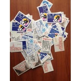 Sous Faciale100 timbres à 2,60francssoit 39,64 euro