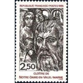 France Yvert Num 2404 **   1986