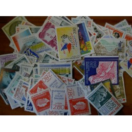 Sous Faciale100 timbres à 2,80francssoit 42,69 euro