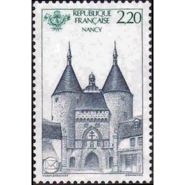 France Yvert Num 2419 ** Nancy  1986