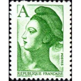 France Yvert Num 2423 ** Liberté A 1986