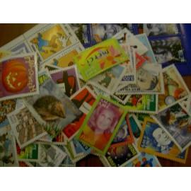 Sous Faciale100 timbres à 3,00francssoit 45,73 euro