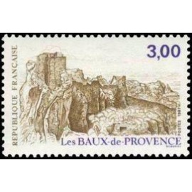 France Yvert Num 2465 ** Baux de Provence  1987