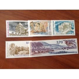 France Yvert Num 2462-2466 **   1987