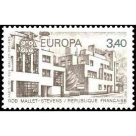 France Yvert Num 2472 ** Europa  1987