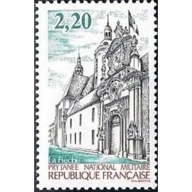 France Yvert Num 2479 ** la Fleche Sarthe  1987