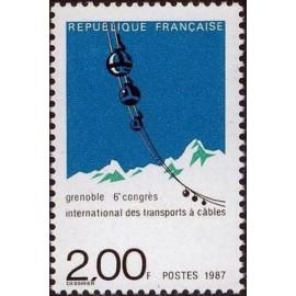 France Yvert Num 2480 **   1987