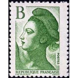 France Yvert Num 2483 ** Liberté B 1987