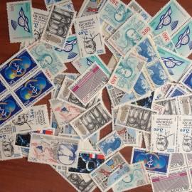 Sous Faciale100 timbres à 3,60francssoit 54,88 euro