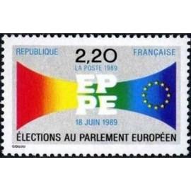 France Yvert Num 2572 **   1989