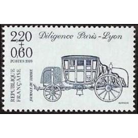 France Yvert Num 2577 ** JDT  1989