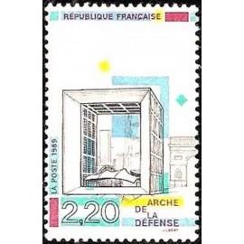 France Yvert Num 2579 ** Arche  1989