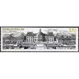 France Yvert Num 2587 ** Château vaux le vicomte  1989